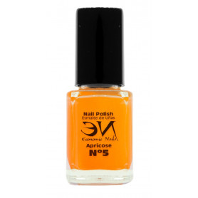 EN Nail Polish Nº 05 - Apricose - 12 ml