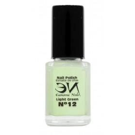 EN Nail Polish Nº 11 - Light Green  - 12 ml