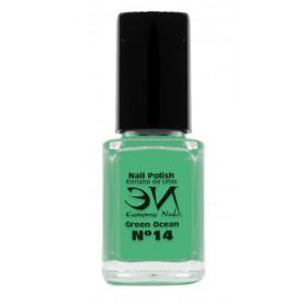 EN Nail Polish Nº 14 - Green Field - 12 ml