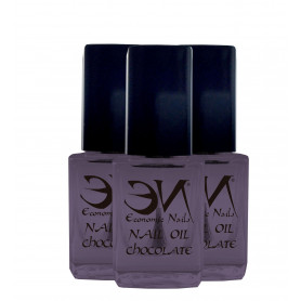 Pack 3 EN Nail Oil Chocolate (Óleo de Cutícula) 12ml