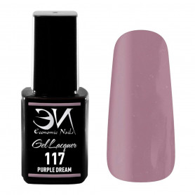 EN Gel Lacquer Nº 117 - Purple Dream - 12ml