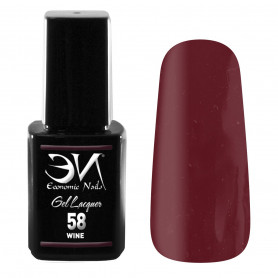 EN Gel Lacquer Nº 58 - Wine- 12ml